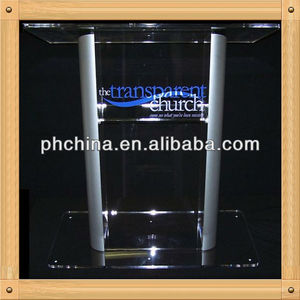 An-b280 Modern Factory Sell Aluminum Lecterns,Metal Modern Lectern Podium,Adjustable Lectern