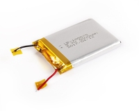 105575 3.7V 5000mah Li-Po Cell Rechargeable Lithium Ion Polymer Battery
