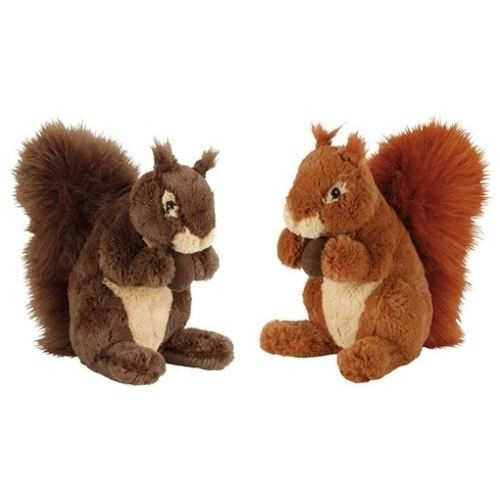 2015 new custom plush squirrel, stuffed plush squirrel toy