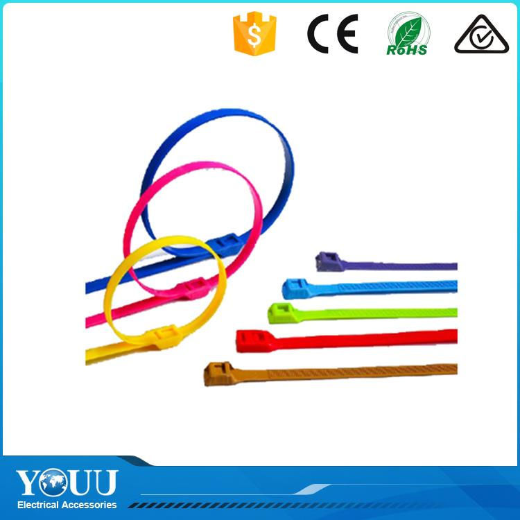YOUU New China Products Ties Fancy Double Sided Hook And Loop Pull Tight Plastic