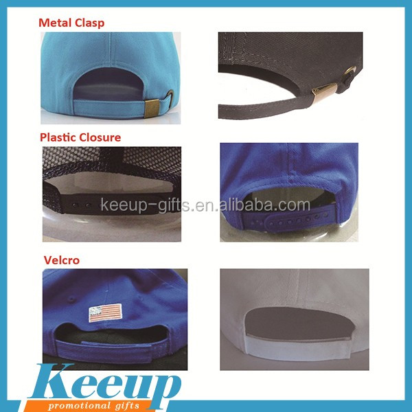 China wholesale cheap promotional gifts customized baseball caps