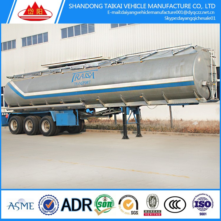 Dual Axle 45ft Skeleton Container Trailer In Truck Semi Trailer Or Semi-trailer Truck For Port Use