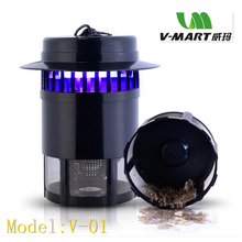 2018 New type indoor electric CO2 mosquito trap and killer with sucking fan and UV light ideal for home,garden,farm and more