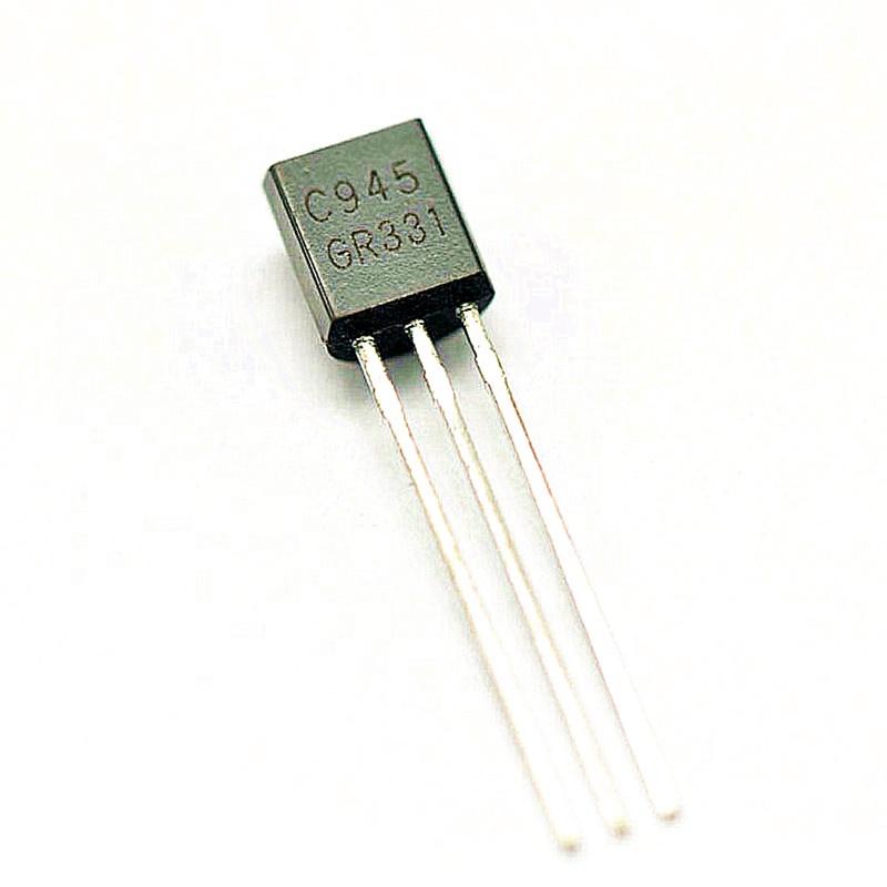 2SC945 Japan-Transistor npn 50V 100mA 250mW