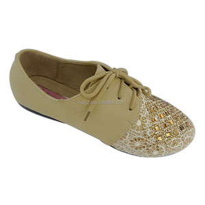 Latest Design Lady Shoes with Crystal for Buying Agent