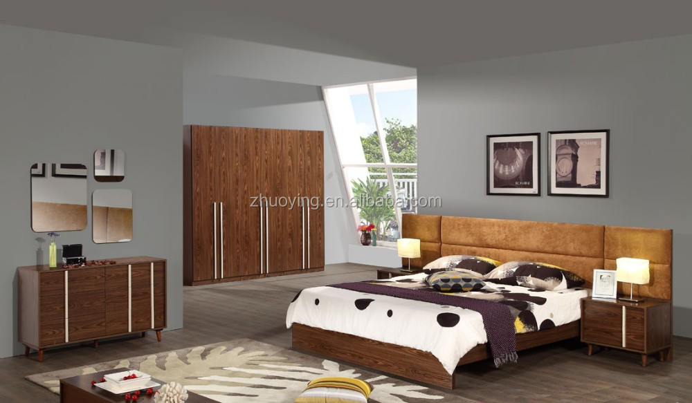 Model Bedroom modern wooden new model turkish home bedroom furniture edyo1 - buy
