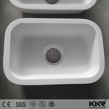 Kkr Factory Undermounted Ivory Italian Kitchen Sink