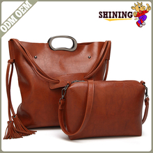 New Products 2017 Wholesale Uk 2 In 1 Stylish Tassel Designs Alibaba Best Sellers Shoe And Women Bag Set