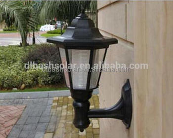 Good Quality High Solar Led Bright Wall Mounted Outdoor Light Corner Lights