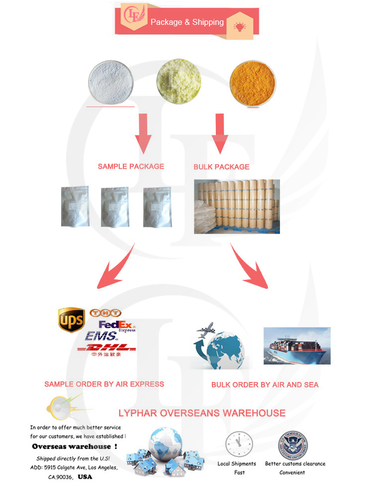 Lyphar Supply Best Quality Sweetener Thaumatin