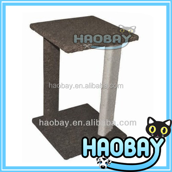 Modern Design Pet Products Scratch Post &Cat Tree