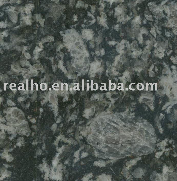 polished oyster pearl granite