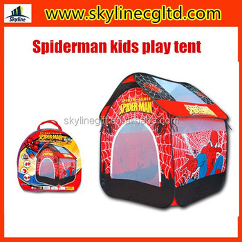 Spider man kids play tent/kids tent/baby play tent  sc 1 st  Alibaba & Spider Man Kids Play Tent/kids Tent/baby Play Tent - Buy Baby Play ...