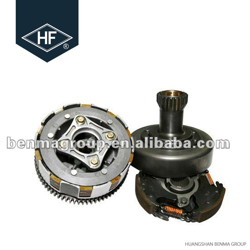 ATV 250 cc cluth disc assembly