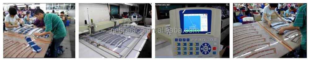 Richpeace Automatic Sewing Machine ----6 Sewing Heads
