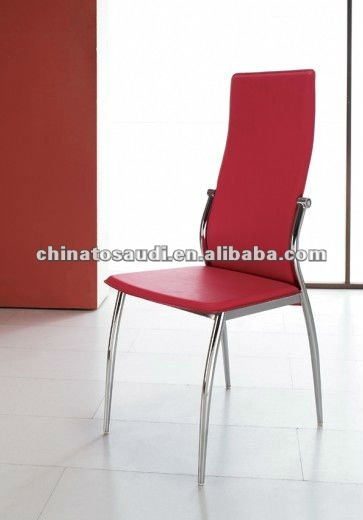 High Quality Chair Morden Popular Dinning Chair Red Chair