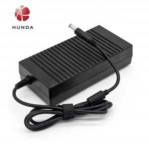 180w Universal Laptop Charger AC/DC Power Adapter for HP Notebook battery charger 19v 9.5a