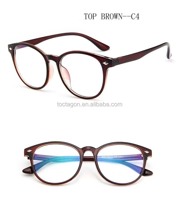 80dd52ace8 2017 nuevas gafas marcos para las mujeres hombres marco óptico plástico  gafas marcos prescripción gafas