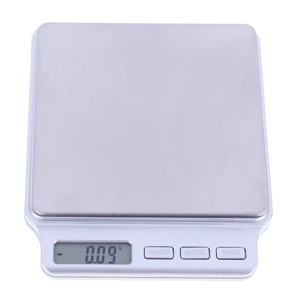 UNIhappy Electronic Pocket Mini Digital Jewelry Weighing Scale Kitchen Scales(3)
