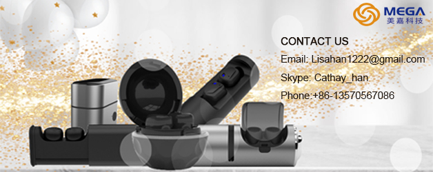2019 Amazon popular headset mini wireless in-ear bluetooth chip 5.0 true wireless earbuds with charging case for iphone sumsung
