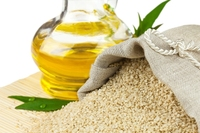 White Sesame Seed Oil - Buy Indian White Sesame Seed Oil,Pure ...