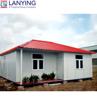 popular design different models prefab house