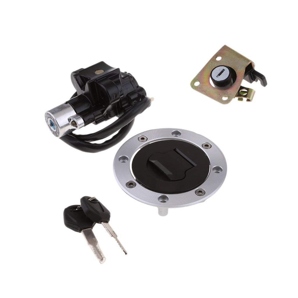 Ignition Switch Key lock For Suzuki Bandit 1200 GSF1200 Bandit 600 GSF600S