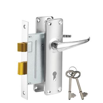 Best Price Rim Anti-theft Design Door Handle Lock 1122 - Buy Best ...