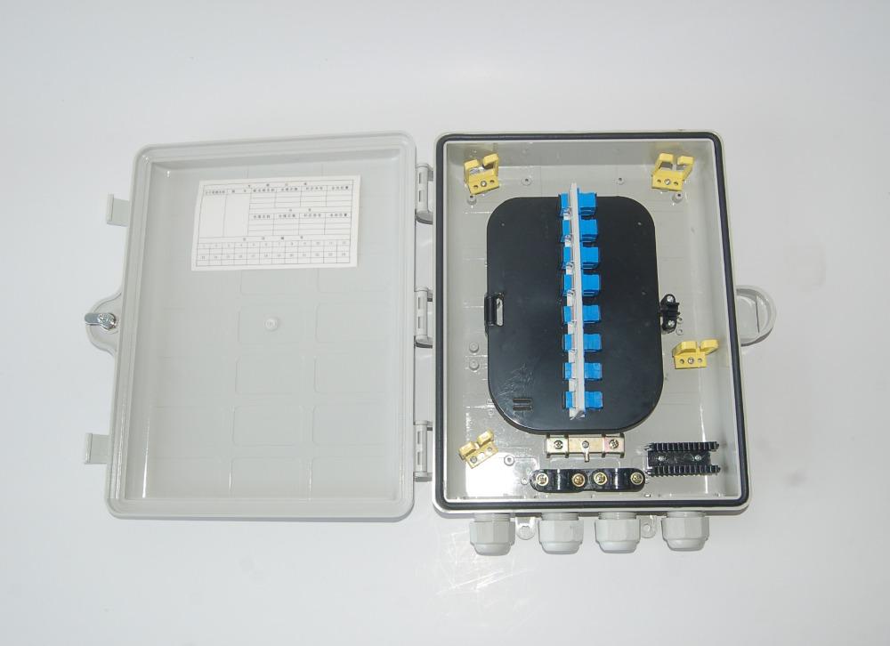 Cable Distribution Box : Fiber optic distribution box coaxial cable ip plastic