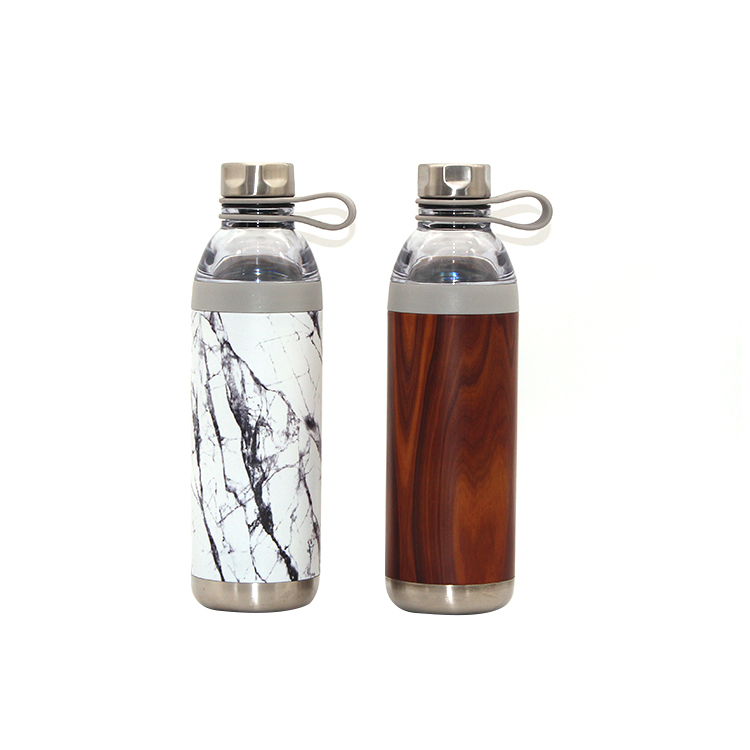 Chinese Manufacturer Travel Mug Stainless Steel And Glass Sublimation Coffee Travel bottle
