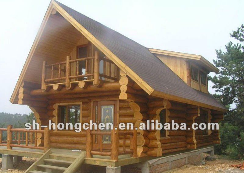 China Leading Wooden Houses Manufacturers