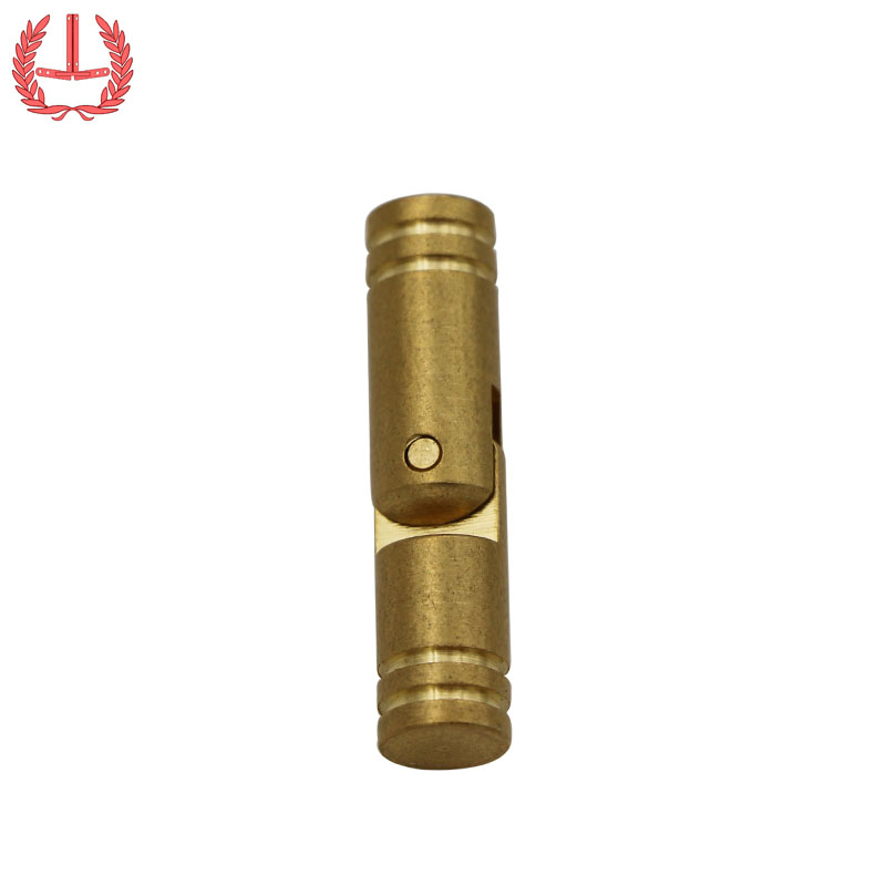 High Quality Custom Metal Cylinder Hinge For Wooden Case