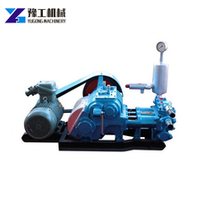 BW250 250L Output 6MPa Mine Horizontal Triplex Mud Pump