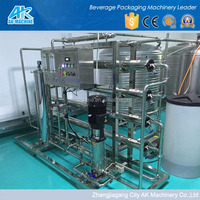 RO Water Purification System/RO water treatment plant for drinking water