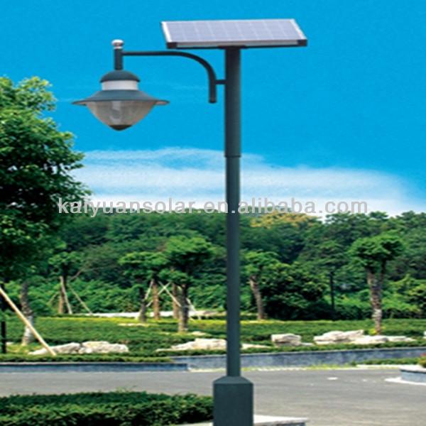 2017 new type led solar garden light outdoor