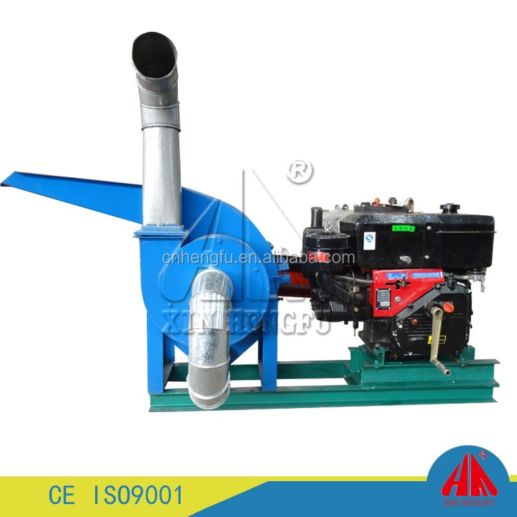 Poultry feed use small corn mill grinder with 7 to 10 working day delivered high quality