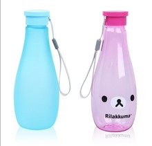 350ml plastic water bottle,shipping by FOB ShenZhen,drinking bottle