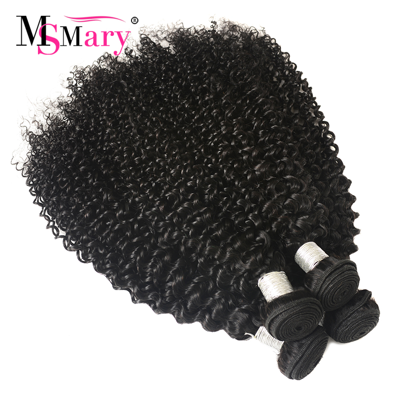 Original Brazilian Human Hair Extensions 100% Durable Remy Hair Kinky Curly Weave Xuchang Hair Factory Free Shipping