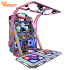 Relaxed Music Amusement Machines Coin Operated Arcade Danz Base Dancing Game Machine Simulator Games