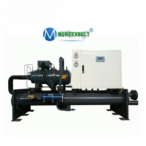 Water Cooled Screw Chiller System Industrial Chiller Shini