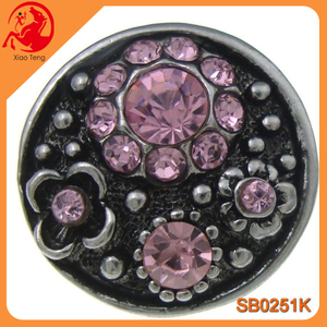 Wholesale Cheap Costume Jewelry,Yiwu Bracelets & Bangles Finding Snap Button Jewelry,Snap Lock Clips