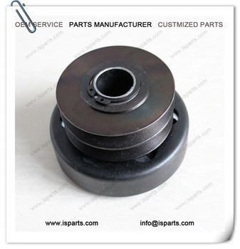 Go Kart Parts 2b Type Centrifugal Clutch Pulley 1 Inch Bore Buy Centrifugal Belt Pulley 25 4mm