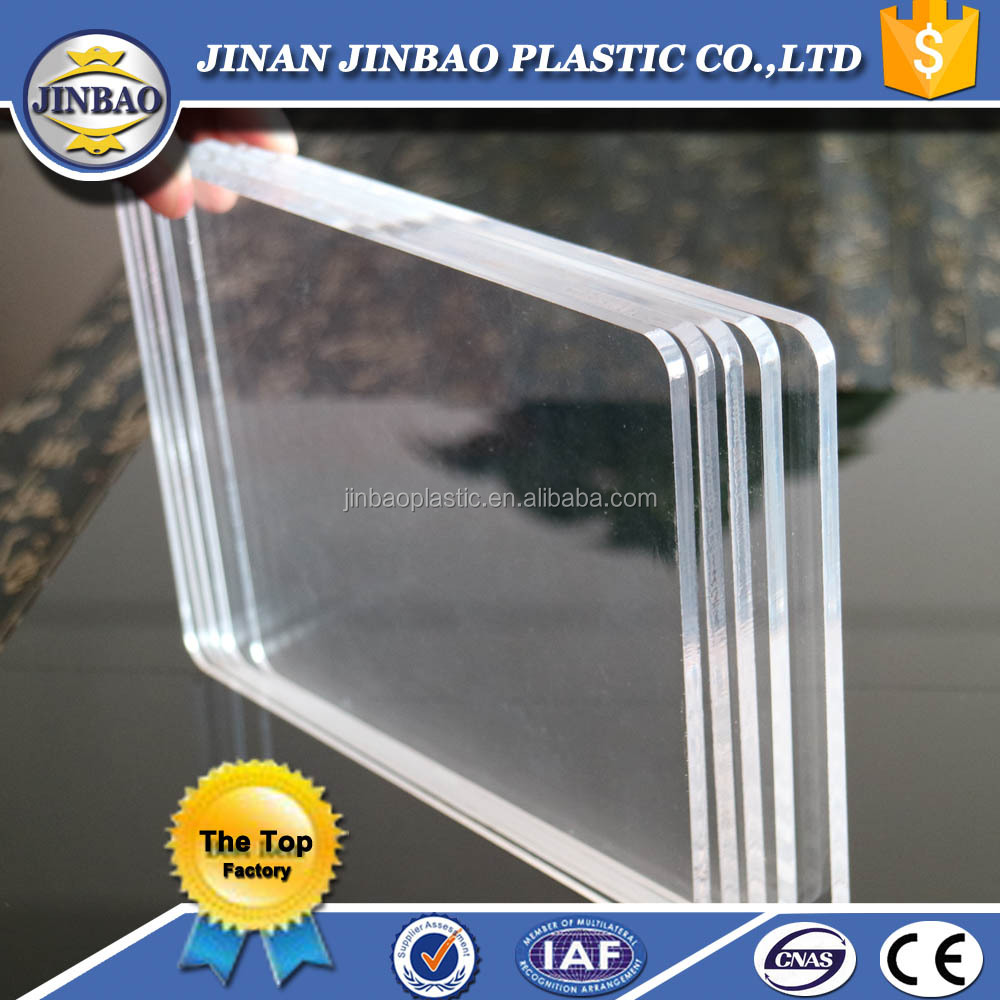 4x8 foot 1220x2440mm 3mm 5mm transparent ps polystyrene sheet