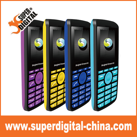 1.8inch cheap GSM mobile feature phone/unlocked China cell phone