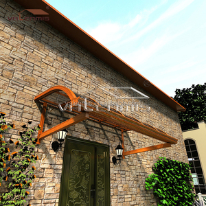 New design custmozed patio door awnings/balcony retractable awnings canopies for sale