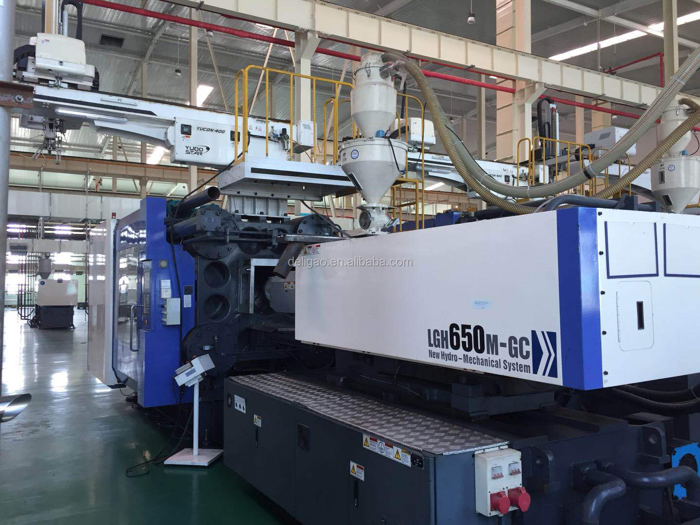 Haitian Plastic Injection Molding Machine
