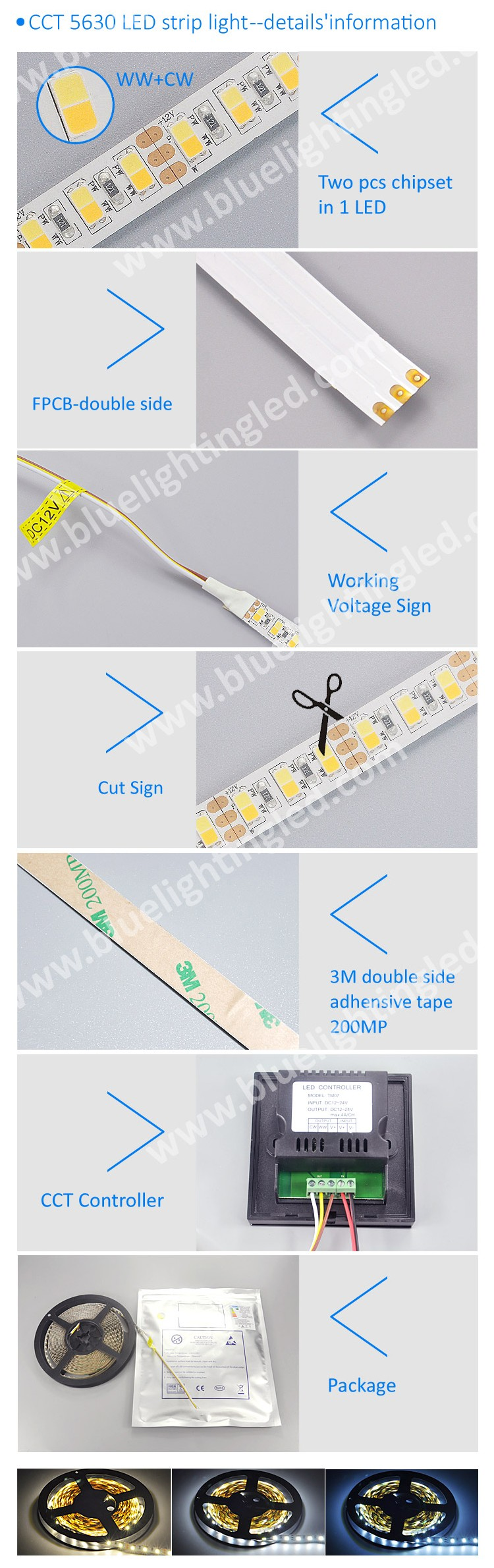 Best Factory Price 2835 Led Light Strip Most Selling Product In ...