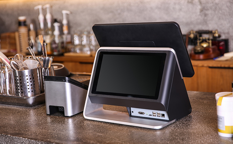 "Factory price 15"" pos system restaurant billing machine"