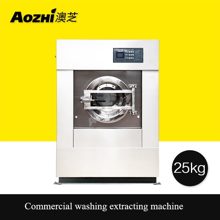 220v washing machine 10kg to 30kg laundry washer extractors