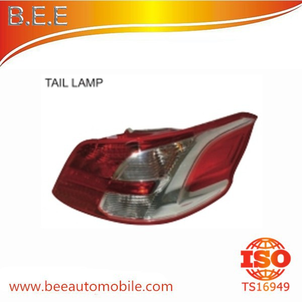 FOR PEUGEOT 301 TAIl lAMP